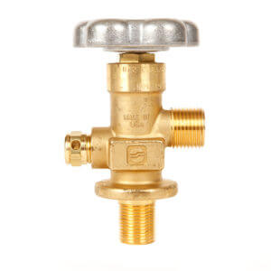 All Safe Global Sherwood CGA320 CO2 Valve .750 Inch UNF