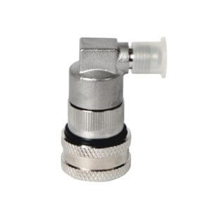 All Safe Global Stainless Steel Liquid Ball Lock Disconnect Threaded
