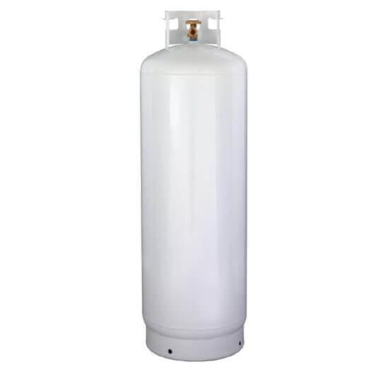 All Safe Global 100 lb Steel LP/Propane Cylinder