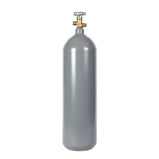 All Safe Global Reconditioned 15 lb CO2 Cylinder