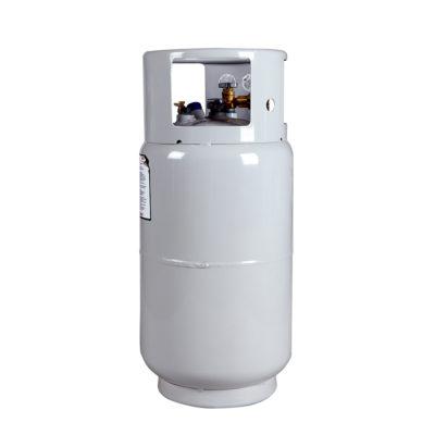 All Safe Global 33.5 lb Steel Forklift Propane Cylinder