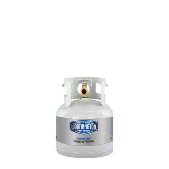 All Safe Global 4 lb Steel LP/Propane Cylinder