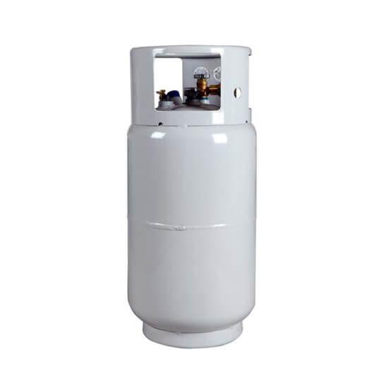 All Safe Global 43 lb Steel LP Cylinder