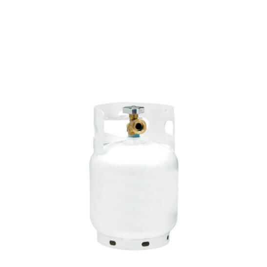 All Safe Global 5 lb Steel LP/Propane Cylinder