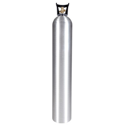 All Safe Global 50 lb CO2 Cylinder Aluminum With Handle