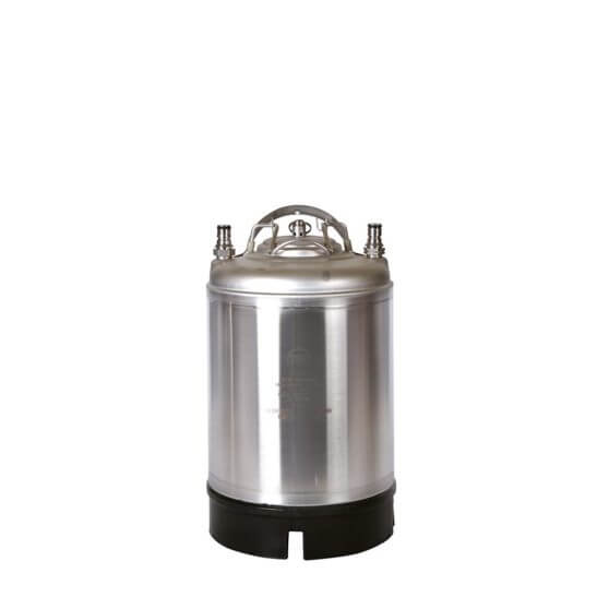 All Safe Global AEB Single Handle 2.5 Gallon Ball Lock Keg