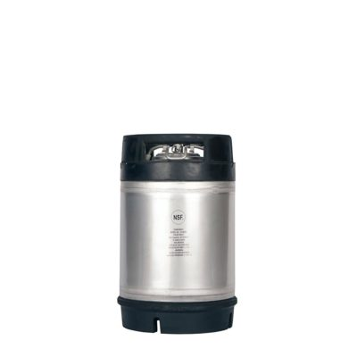 All Safe Global Amcyl Dual Handle 2.5 Gallon Ball Lock Keg
