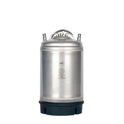 All Safe Global AMCYL Single Handle 3 Gallon Ball Lock Keg