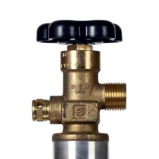 All Safe Global CO2 Cylinder Valve