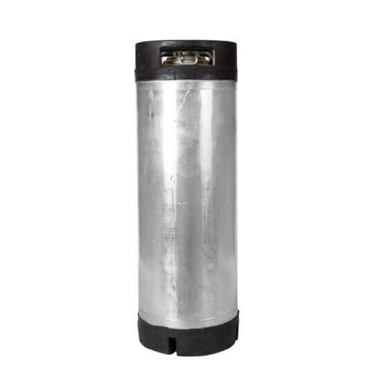 All Safe Global Reconditioned Dual Handle 5 Gallon Ball Lock Keg