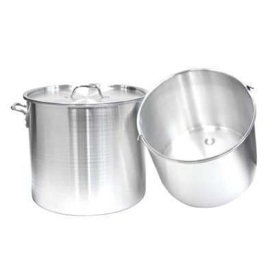 All Safe Global Aluminum Nested Brew Pot Set Apart