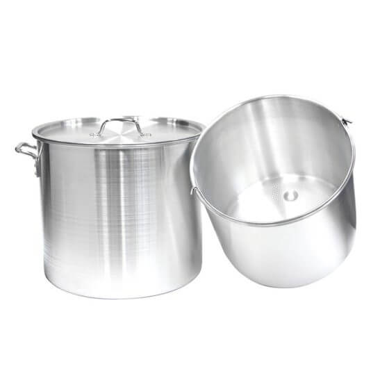 All Safe Global Aluminum Nested Brew Pot Set Apart