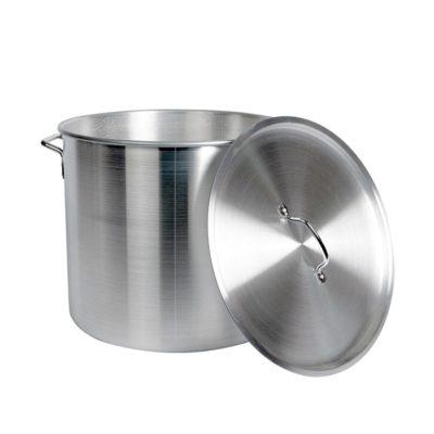 All Safe Global Aluminum Nested Brew Pot Set Lid