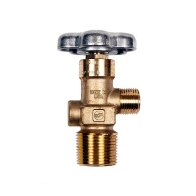 All Safe Global CGA300 Acetylene Valve One Inch NGT