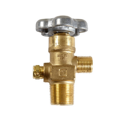 All Safe Global CGA347 Breathing Air Valve Three Quarter Inch NGT