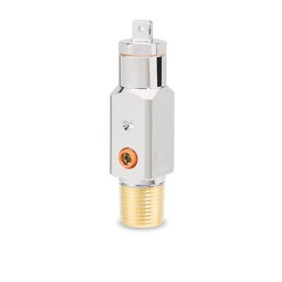 All Safe Global CGA870 Medical Oxygen Post Valve One Half Inch NGT