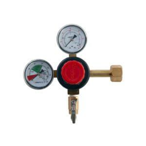 All Safe Global Dual Gauge CO2 Regulator MFL