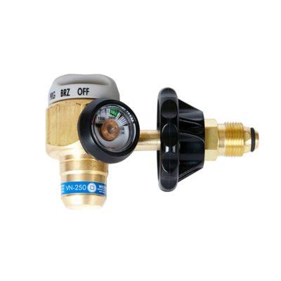 All Safe Global HVAC Nitrogen regulator 250 PSI