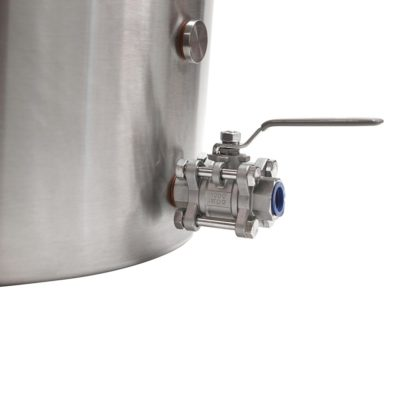 All Safe Global Stainless Steel Brew Kettle Valve