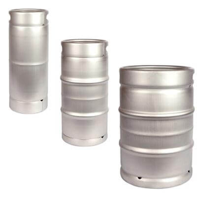 All Safe Global Craft Beer Sankey Kegs