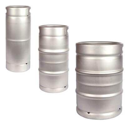 All Safe Global Craft Beer Sankey Kegs
