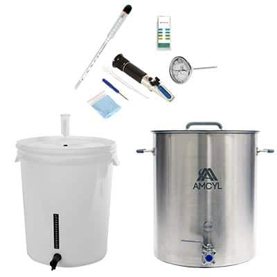 All Safe Global homebrew equipment