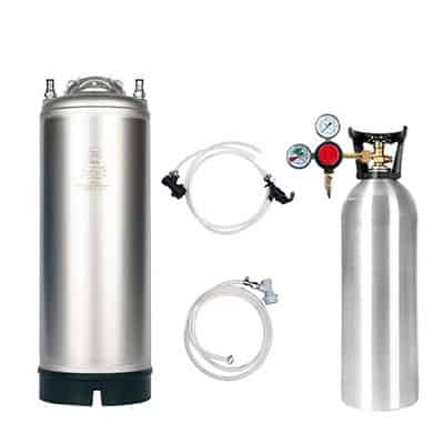 All Safe Global homebrew keg kits