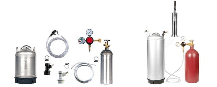 All Safe Global keg kits