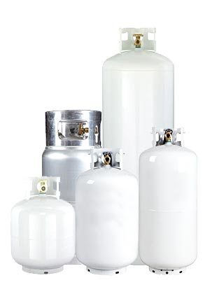 All Safe Global propane lp cng cylinder family