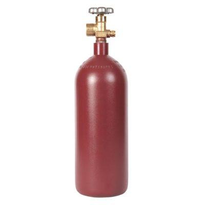 All Safe Global 20 Cu Ft Nitrogen Cylinder Steel