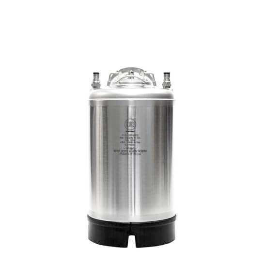 All Safe Global AEB Single Handle 3 Gallon Ball Lock Keg