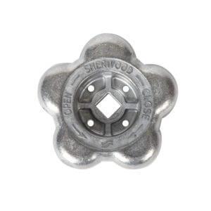 All Safe Global Handwheel for Sherwood GV Valves - Aluminum