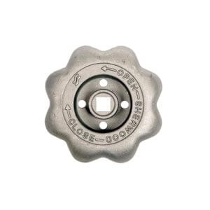 All Safe Global Handwheel for Sherwood TV Valves - Aluminum