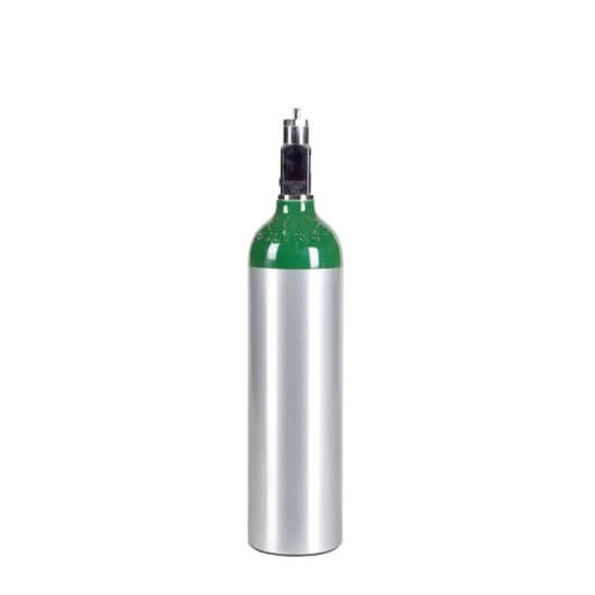 All Safe Global Medical Oxygen Cylinder M6