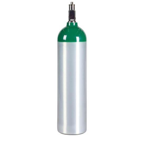All Safe Global Medical Oxygen Cylinder MD
