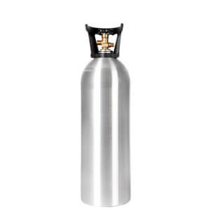 All Safe Global 20 lb CO2 Cylinder with Handle