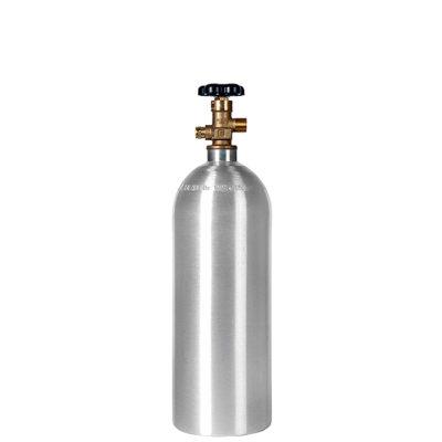 All Safe Global 5 Lb CO2 Cylinder Aluminum