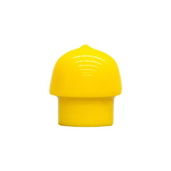 All Safe Global Valve Protection Cap Yellow
