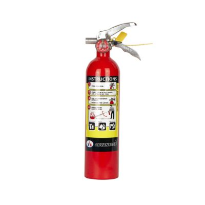 All Safe Global 2.5 lb ABC Dry Chemical Fire Extinguisher