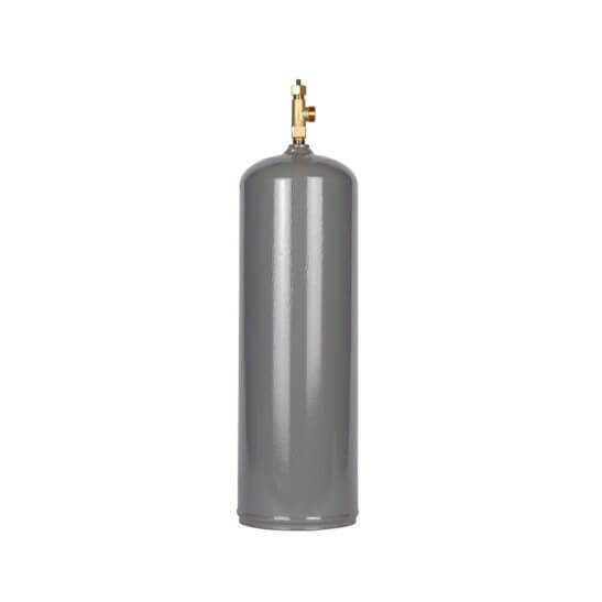 All Safe Global Acetylene 40 cu ft B Steel Cylinder