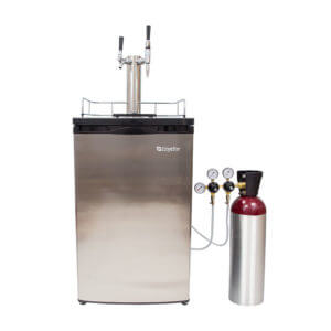 Nitro + Cold Brew Coffee Kegerator Kits