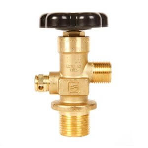 CO2/Oxygen Mix Valves