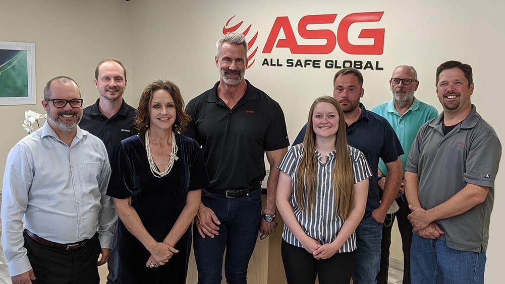 ASG Sales Team